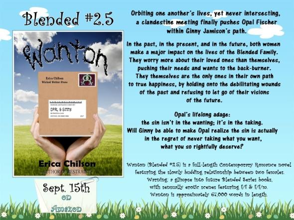 Wanton Blurb